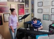 Escuela de canto en cali ofrece