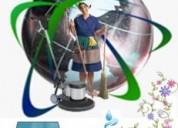 Servicios de aseo y mantenimiento de jardineria