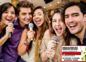 alquiler de karaokes y pantallas a domicilio en bucaramanga