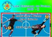 Liga crictiana de futsal