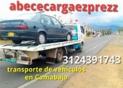 Colombia transporte a nivel nacional