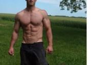 Hombre serio varonil 25 años atlético, amante al deporte busca hombre hermafrodita.