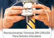 Prevenga un reemplazo articular alternativas nuevas no quirurgicas