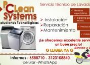 Servicio a domicilio de reparaciÓn y mantenimiento lavadoras