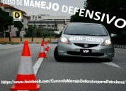 Cursos de manejo defensivo