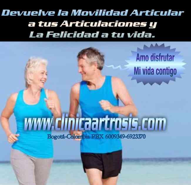 Soluciones NO QUIRURGICAS para la Artrosis Colombia
