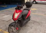 Moto kymco agility rs naked 2013 en venta!