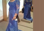 Vestido de fiesta europeo adquirido en pronovias