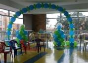 Decoración de fiestas temáticas infantiles