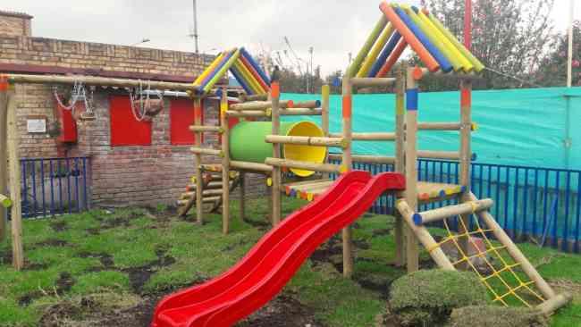 fabrica de accesorios para parques infantiles -envios a todo el pais CAMIPARQUES