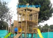 Diseños especiales de parques camiparques
