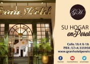 Restaurante gran hotel 2017