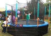 Camas elasticas cajica infantiles 3132261736