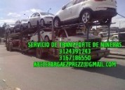 Logistica de transporte colombia