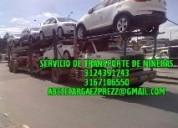 Logistica de transporte colombia