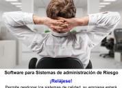 Con software sherlock y risk consulting colombia