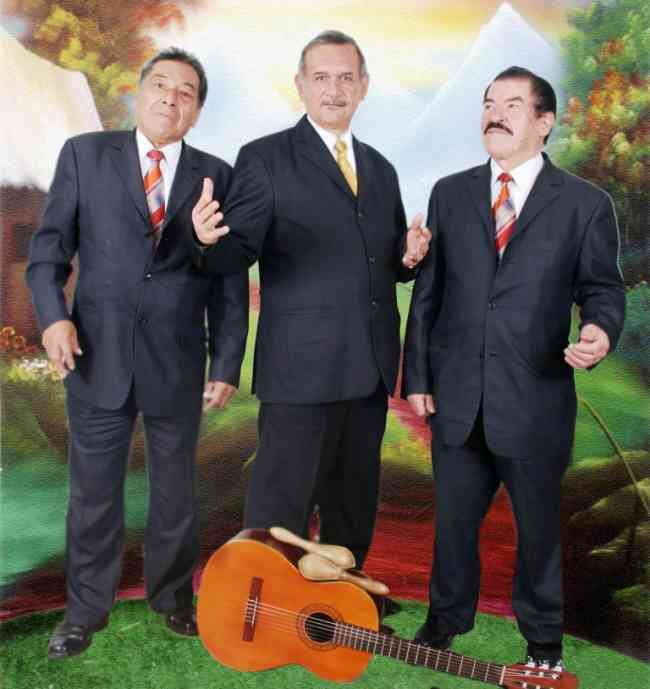 TRIO LOS NUTABES, MUSICA DE CUERDA, BOLEROS, TANGOS, PASILLOS, RANCHERAS, SERENATAS