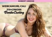 Exclusivo estudio modelos webcam premium bonita casting