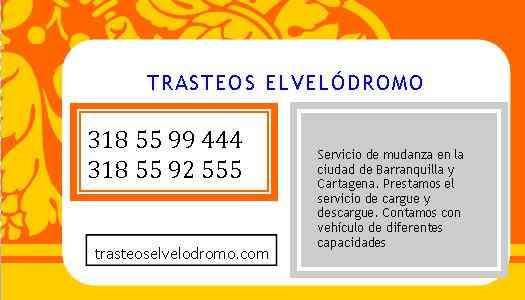Trasteos en Barranquilla  318  55 99 444 - 318  55 92 555