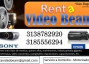 Alquiler de video beam bogota 3138782920
