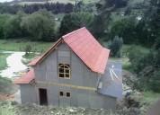 DiseÑo arquitectÓnico y construcciÓn de casas prefabricadas. cel: 300 355 54 69