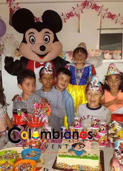Mikey Maus Chiquitecas Tenji Tabio 3132261736
