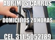 Abrimos carros domicilios 315-3212074
