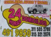 Cerrajeria bonanza  domicilios 315-3212074