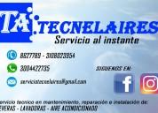 Tecnelaires neiva, reparaciÓn y mantenimientos de lavadoras, neveras y aires acondicionados