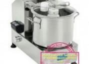 Emulsificador molino mezclador cutter embutidor sierra porcionadora de hamburguesas