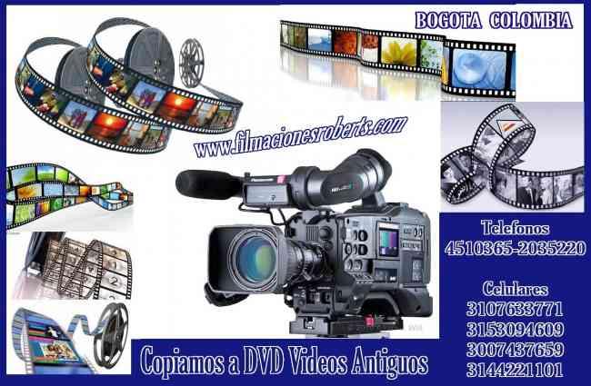 COPIAMOS A DVD TODAS LAS CINTAS ANTIGUAS. BETAMAX,VHS,VIDEO8,HI8,MINIDV OTROS