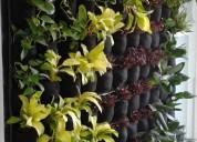 Jardin vertical paisajismo