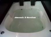 Jacuzzis  - tinas en fibra de vidrio santa marta