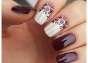Manicure, pedicure, cepillado, color, keratina,