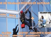 CURSO TRABAJO DE ALTURAS EN PROMOCION