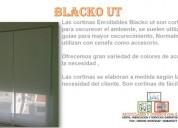 Venta e instalaciones de blackout