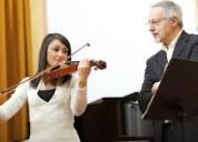 clases de piano violÍn niÑos jÓvenes adultos domic