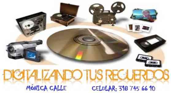 DIGITALIZANDO TUS RECUERDOS VHS, V8, DV 60, TC20, T60 y BETA a DVD CON LA MEJOR CALIDAD, DOMICILIO G