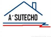 Mantenimiento y reparacion de techos medellin