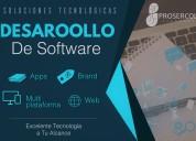 servicio de desarrollo de software a la medida