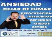 Terapia hipnosis para miedos fobias angustia timidez en colombia