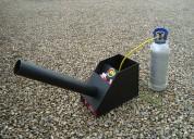 Alquiler caÑones ventury de gas co2