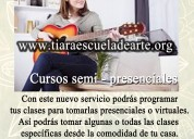 Taller de música clases semi-presenciales