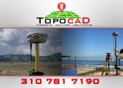 Ofrecemos servicios de topografía e ingeniería en  montajes industriales