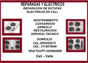 Estufas, hornos, calentadores, gas cel 3003028272