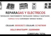 Reparacion de estufas electricas en cali c.3003028272