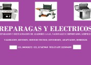 Reparacion de calentadores a gas, calentadores electricos cel.3003028272