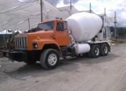 Alquiler de camiones mixer y bombas de concreto