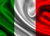 El mundo en italiano, en manizales.