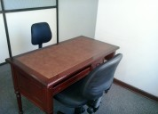 Arriendo oficinas por horas bogota